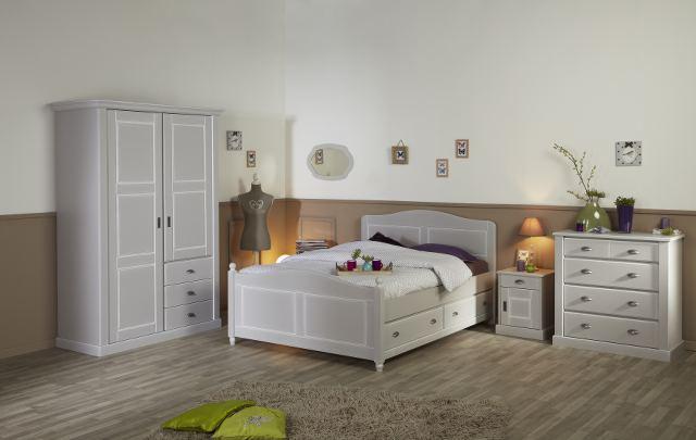 Dormitor KHATE - dulap mic