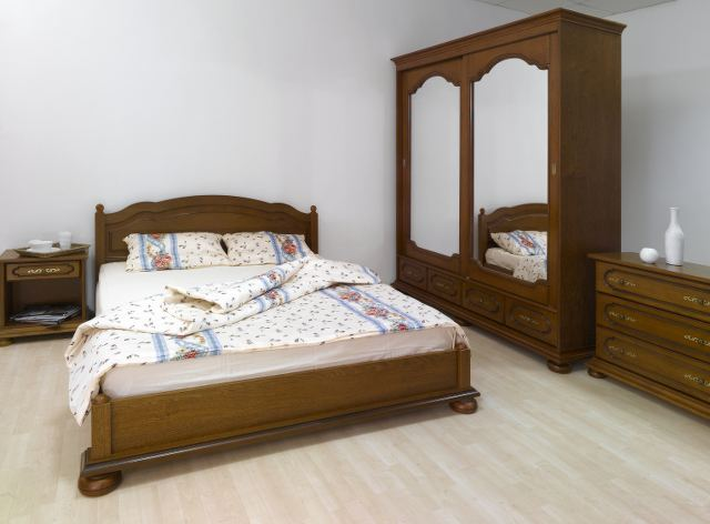 Dormitor ROMANE - dulap mare
